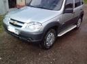 Подержанный Chevrolet Niva, серебряный , цена 360 000 руб. в Твери, отличное состояние