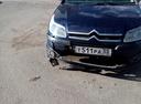 Подержанный Citroen C4, синий , цена 65 000 руб. в Омске, плохое состояние
