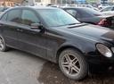 Подержанный Mercedes-Benz E-Класс, черный , цена 590 000 руб. в Екатеринбурге, хорошее состояние