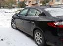 Подержанный Renault Fluence, черный , цена 420 000 руб. в Челябинской области, среднее состояние