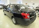 Подержанный Datsun on-DO, черный, 2015 года выпуска, цена 374 000 руб. в Ростове-на-Дону, автосалон