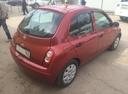 Подержанный Nissan Micra, красный, 2007 года выпуска, цена 330 000 руб. в Самаре, автосалон