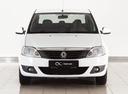 Подержанный Renault Logan, белый, 2013 года выпуска, цена 377 000 руб. в Нижнем Новгороде, автосалон FRESH Нижний Новгород