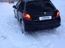 Подержанный Peugeot 207, черный металлик, цена 250 000 руб. в Челябинской области, отличное состояние