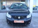 Подержанный Suzuki SX4, черный, 2008 года выпуска, цена 399 000 руб. в Екатеринбурге, автосалон