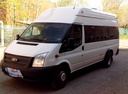 Подержанный Ford Transit, белый , цена 1 150 000 руб. в Омске, отличное состояние