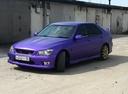 Подержанный Toyota Altezza, фиолетовый матовый, цена 370 000 руб. в ао. Ханты-Мансийском Автономном округе - Югре, хорошее состояние