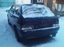 Подержанный ВАЗ (Lada) 2113, черный металлик, цена 65 000 руб. в Челябинской области, хорошее состояние
