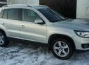 Подержанный Volkswagen Tiguan, серебряный металлик, цена 1 350 000 руб. в ао. Ханты-Мансийском Автономном округе - Югре, отличное состояние