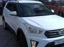Подержанный Hyundai Creta, белый , цена 1 220 000 руб. в Московской области, отличное состояние