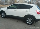 Подержанный Nissan Qashqai, белый , цена 770 000 руб. в Ульяновской области, хорошее состояние