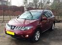 Подержанный Nissan Murano, красный , цена 850 000 руб. в Санкт-Петербурге, отличное состояние