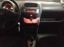 Подержанный Peugeot 107, черный металлик, цена 270 000 руб. в Тюмени, отличное состояние