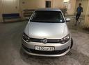 Подержанный Volkswagen Polo, серебряный , цена 360 000 руб. в Саратове, среднее состояние