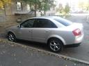 Подержанный Audi A4, серебряный металлик, цена 350 000 руб. в Челябинской области, хорошее состояние