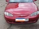 Подержанный Hyundai Avante, красный , цена 150 000 руб. в Омске, хорошее состояние