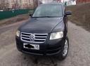 Подержанный Volkswagen Touareg, черный , цена 600 000 руб. в Пензе, отличное состояние
