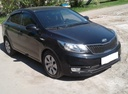 Подержанный Kia Rio, черный, 2015 года выпуска, цена 585 000 руб. в Самаре, автосалон