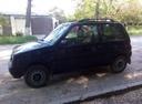 Подержанный ВАЗ (Lada) 1111 Ока, черный металлик, цена 110 000 руб. в Крыму, отличное состояние