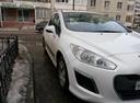 Подержанный Peugeot 308, белый , цена 380 000 руб. в Тюмени, отличное состояние