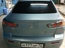 Подержанный Mitsubishi Lancer, бирюзовый , цена 470 000 руб. в ао. Ханты-Мансийском Автономном округе - Югре, отличное состояние