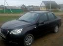 Подержанный Datsun on-DO, коричневый , цена 385 000 руб. в республике Татарстане, отличное состояние