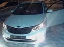 Подержанный Kia Rio, белый , цена 650 000 руб. в ао. Ханты-Мансийском Автономном округе - Югре, отличное состояние