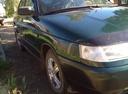 Подержанный ВАЗ (Lada) 2110, зеленый металлик, цена 90 000 руб. в Омской области, среднее состояние