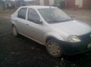 Подержанный Renault Logan, серый , цена 175 000 руб. в Челябинской области, хорошее состояние