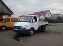Подержанный ГАЗ Газель, белый , цена 350 000 руб. в Омске, хорошее состояние