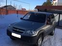 Авто Chevrolet Niva, , 2010 года выпуска, цена 280 000 руб., Ханты-Мансийск