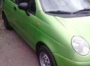 Подержанный Daewoo Matiz, зеленый , цена 95 000 руб. в Омске, хорошее состояние