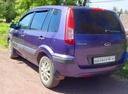Подержанный Ford Fusion, фиолетовый металлик, цена 260 000 руб. в Челябинской области, хорошее состояние