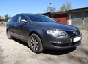 Подержанный Volkswagen Passat, серый , цена 550 000 руб. в Ульяновской области, хорошее состояние