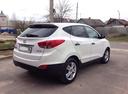 Подержанный Hyundai ix35, белый , цена 800 000 руб. в Воронежской области, отличное состояние