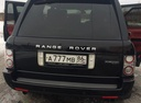 Подержанный Land Rover Range Rover, черный , цена 3 200 000 руб. в ао. Ханты-Мансийском Автономном округе - Югре, отличное состояние
