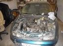 Подержанный Fiat Bravo, зеленый металлик, цена 75 000 руб. в Воронежской области, плохое состояние
