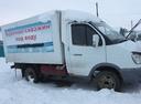 Подержанный ГАЗ Газель, белый матовый, цена 200 000 руб. в республике Татарстане, хорошее состояние