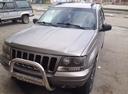 Подержанный Jeep Grand Cherokee, коричневый , цена 450 000 руб. в Тюмени, хорошее состояние