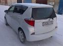 Подержанный Toyota Ractis, белый , цена 540 000 руб. в ао. Ханты-Мансийском Автономном округе - Югре, отличное состояние
