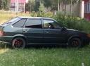 Подержанный ВАЗ (Lada) 2114, зеленый , цена 205 000 руб. в ао. Ханты-Мансийском Автономном округе - Югре, хорошее состояние
