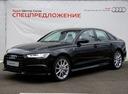 Новый Audi A6, черный , 2016 года выпуска, цена 3 750 000 руб. в автосалоне