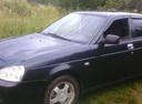 Подержанный ВАЗ (Lada) Priora, черный металлик, цена 190 000 руб. в Смоленской области, отличное состояние