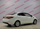 Подержанный Kia Rio, белый, 2013 года выпуска, цена 515 000 руб. в Санкт-Петербурге, автосалон NORTH-AUTO