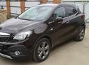 Подержанный Opel Mokka, коричневый перламутр, цена 950 000 руб. в ао. Ханты-Мансийском Автономном округе - Югре, отличное состояние