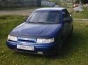 Подержанный ВАЗ (Lada) 2110, синий , цена 57 000 руб. в Челябинской области, отличное состояние