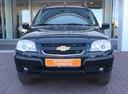 Подержанный Chevrolet Niva, синий, 2016 года выпуска, цена 589 000 руб. в Екатеринбурге, автосалон Автобан-Запад
