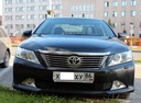 Подержанный Toyota Camry, черный металлик, цена 1 160 000 руб. в ао. Ханты-Мансийском Автономном округе - Югре, отличное состояние