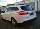 Подержанный Ford Focus, белый , цена 490 000 руб. в Челябинской области, отличное состояние