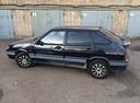 Подержанный ВАЗ (Lada) 2114, черный металлик, цена 80 000 руб. в республике Татарстане, среднее состояние